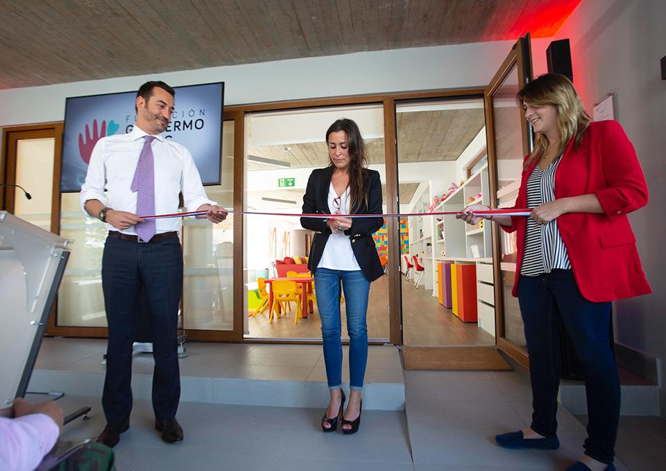 Fundación Guillermo Luksic Craig abrió las puertas de su Casa de Acogida