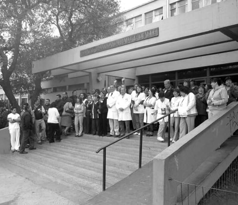Hospital Antonio Tirado Lamas